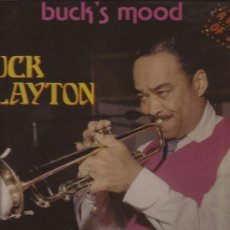 Discos de vinilo: LP-BUCK CLAYTON-BUCK´S MOOD 1949 1953-JAZZ-DOBLE LP-HISPAVOX 1978-. Lote 29909359