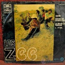 Discos de vinilo: LOS Z-66 (MEGA RARO!!!). Lote 29910898
