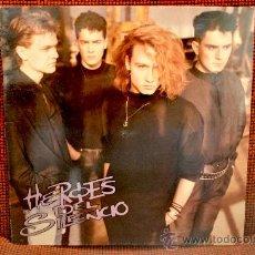 Discos de vinilo: HEROES DEL SILENCIO (MINI LP). Lote 136601012