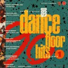 Discos de vinilo: DANCE FLOOR HITS 1990 - LP 1990. Lote 29911421