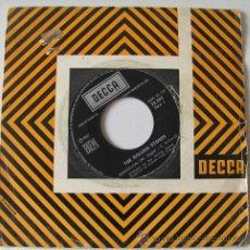 Discos de vinilo: THE ROLLING STONES - WE LOVE YOU - SINGLE FRANCES DECCA 1967. Lote 29920787