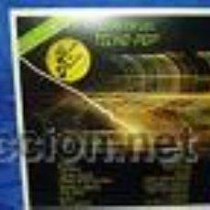 Disques de vinyle: LO MEJOR DEL TECNO-POP LP 1982 OMD DEVO JAPAN DAF Y MAS. Lote 29944416