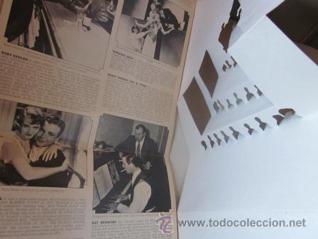Discos de vinilo: THE GOLDEN AGE OF THE HOLLYWOOD MUSICAL - Editado en USA - Portada doble con desplegable interior - Foto 3 - 29961782