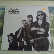 Disques de vinyle: HEROES DEL SILENCIO,SENDERO DE TRAICION LP,ORIGINAL EMI 1990. Lote 29963143