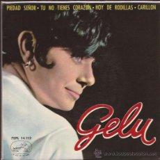 Discos de vinilo: EP-GELU-VSA 14112-PIEDAD SEÑOR-1964. Lote 29965586