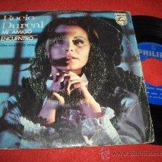 Discos de vinilo: ROCIO DURCAL MI AMIGO / ENCUENTRO 7