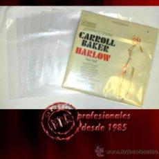 Discos de vinilo: 500 FUNDAS BLANDAS PARA DISCOS DE VINILO LP Y 12 MAXI-SINGLE. Lote 215133122