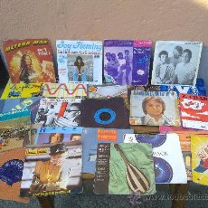 Discos de vinilo: LOTE DE 25 DISCOS SINGLES DE VINILO.. Lote 29974449
