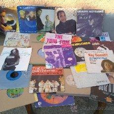 Discos de vinilo: LOTE DE 25 DISCOS SINGLES DE VINILO.. Lote 29974517