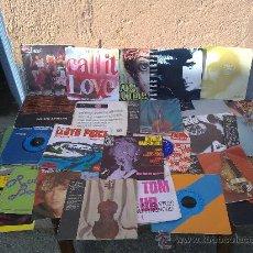 Discos de vinilo: LOTE DE 25 DISCOS SINGLES DE VINILO.. Lote 29974539