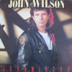 Discos de vinilo: LP - JOHN WILSON - MISMO TITULO - ORIGINAL ESPAÑOL, LEGACY RECORDS 1987. Lote 29980991