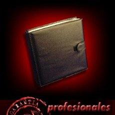 Discos de vinilo: ALBUM DISCOS PARA GUARDAR 20 SINGLES DE VINILO (LOS DISCOS PEQUEÑOS) -NUEVO A ESTRENAR-. Lote 224204002