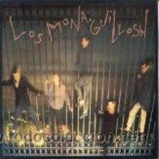 Discos de vinilo: MONAGUILLOSH: VOCES EN LA JUNGLA SINGLE 7 DOS ROMBOS 1983. Lote 30010446