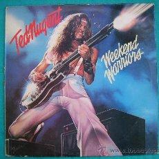 Discos de vinilo: LP WEEKEND WARRIORS 1978. Lote 30025521