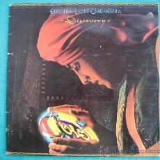 Discos de vinilo: LP THE ELECTRIC LIGHT ORCHESTRA 1979. Lote 30025673