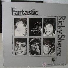 Discos de vinilo: RARISIMO LP DE RICKY SHAYNE, FANTASTIC, AÑO 1971, EDICIÓN ALEMANA HANSA RECORDS, CARPETA DESPLEGABLE. Lote 30031642