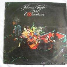 Discos de vinilo: LP JOHNNIE TAYLOR // RATED EXTRAORDINAIRE. Lote 30052526