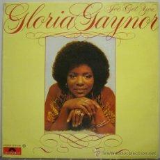 Discos de vinilo: GLORIA GAYNOR - I'VE GOT YOU (LP ESPAÑOL 1976) DISCO FUNK. Lote 30065505