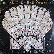 Discos de vinilo: LP - ELKIE BROOKS - PEARLS - EDICION HOLANDESA, AM RECORDS 1981. Lote 30071643