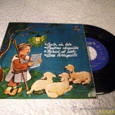 Discos de vinilo: VILLANCICOS - CANTA, RÍE, BEBE.... Lote 30182833
