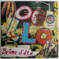 Discos de vinilo: MOGOLLON - BRÛME D'ÉTÉ - MAXI SPAIN 1982 - DRO-021. Lote 30096606