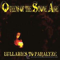 Discos de vinilo: 2LP QUEENS OF THE STONE AGE LULLABIES TO PARALIZE VINILO. Lote 30101272