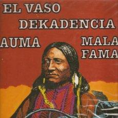 Discos de vinilo: LP OIHUKA: CEDA EL PASO + MALA FAMA + TRAUMA + DEKADENCIA . Lote 30102172