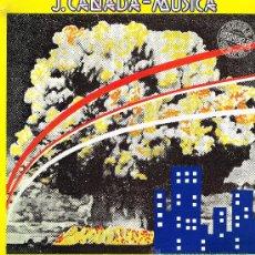 Discos de vinilo: J. CANADA - MÚSICA / CAMINANDO DESCALZA - MAXISINGLE 1984. Lote 30113554