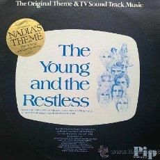 Discos de vinilo: THE YOUNG AND THE RESTLESS. SERIE DE TELEVISIÓN - LP DE VINILO. Lote 30113201