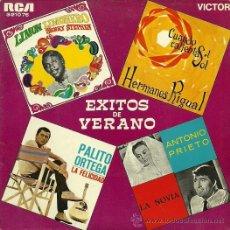 Discos de vinilo: PALITO ORTEGA... EP SELLO RCA VICTOR AÑO 1969 EDITADO EN ESPAÑA . Lote 30117901