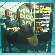 Discos de vinilo: LP EMILIO MORO. Lote 30141579