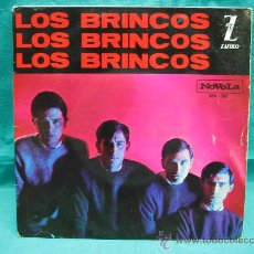 Discos de vinilo: SINGELS LOS BRINCOS AÑO 1964. Lote 30145348