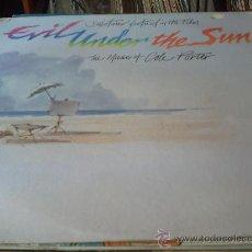 Discos de vinilo: LP- EVIL UNDER THE SUN , B.S.O. THE MUSIC OF COLE PORTER /PEPETO RECORDS. Lote 33085812