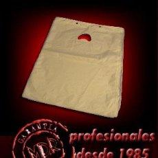 Discos de vinilo: 100 BOLSAS TIENDAS PARA DISCOS DE VINILO LP MAXI-SINGLE Y DISCOS DE PIZARRA. Lote 107911984
