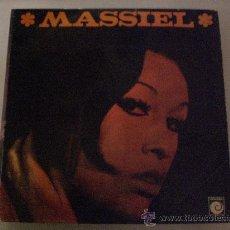 Discos de vinilo: MASSIEL. IDEM. LP. NOVOLA 1967. 1ª EDICION ORIGINAL Y 1ª LP DE MASSIEL.- EXCELENTE ESTADO EN OFERTA. Lote 30155629