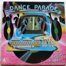 Disques de vinyle: DANCE PARADE -ARTFUL HEARDS . LP . 1983 CAT RECORDS ITALY. Lote 30161133