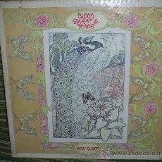 Discos de vinilo: BLOOD SWEAT & TEARS - NEW BLOOD - ORIGINAL U.S.A. - COLUMBIA 1972 - GATEFOLD COVER (PORTADA ABIERTA). Lote 120372303
