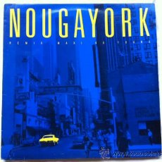Discos de vinilo: CLAUDE NOUGARO - NOUGAYORK . MAXI SINGLE . 1987 WEA FRANCE . Lote 30184139
