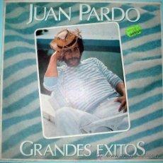 Discos de vinilo: LP. VINILO MÚSICA. JUAN PARDO. GRANDES EXITOS. 1981. Lote 30184308