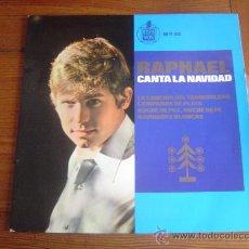 Discos de vinilo: SINGLE RAPHAEL.. Lote 30192675