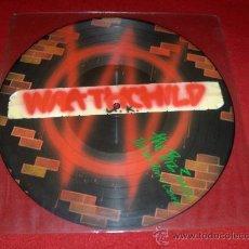 Discos de vinilo: WRATHCHILD LP 1988 FM GERMANY PICTURE DISC. Lote 30195866