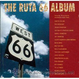 THE RUTA 66 ALBUM - IGNACIO JULIÀ & JAIME GONZALO- YO LA TENGO/TAV FALCO/EDWYN COLLINS-NUEVO SIN USO (Música - Discos - LP Vinilo - Rock & Roll)