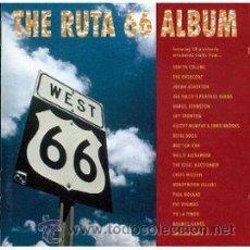 Discos de vinilo: THE RUTA 66 ALBUM - IGNACIO JULIÀ & JAIME GONZALO- YO LA TENGO/TAV FALCO/EDWYN COLLINS-NUEVO SIN USO. Lote 30216551