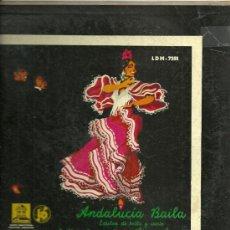Discos de vinilo: PILAR LOPEZ (BAILE) 10¨ (25 CTMS.) DEL SELLO ODEON EDITADO EN ARGENTINA.. Lote 30218584