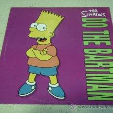Discos de vinilo: THE SIMPSONS ( DO THE BARTMAN 3 VERSIONES ) 1990-USA MAXI45 GEFFEN RECORDS. Lote 30222001