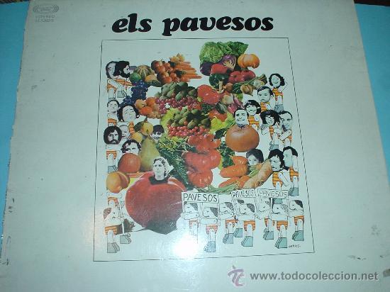 ELS PAVESOS - EL PARDAL DE SANT JOAN... I LA BOLSERIA - LP DOBLE PORTADA. 1978. DISCO VINILO (Música - Discos - LP Vinilo - Country y Folk)