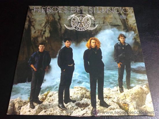 HÉROES DEL SILENCIO (ENRIQUE BUNBURY) - FLOR VENENOSA - SINGLE DE LA CAJA DE SINGLES (Música - Discos - Singles Vinilo - Country y Folk)