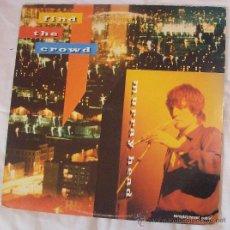 Discos de vinilo: LP DE MURRAY HEAD FIND THE CROWD. Lote 30250940