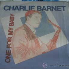 Discos de vinilo: CHARLIE BARNET ( ONE FOR MY BABY ) GERMANY LP33 PEPETO. Lote 30256645