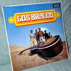 Discos de vinilo: LOS BRAVOS - LP ALBUM VINILO 12' - EDITADO INGLATERRA / MADE IN ENGLAND - UK - 12 TEMAS - DECCA 1968. Lote 30289582